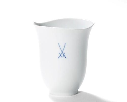 ドイツ ガラス 食器 カップ 買い取り 磁器 陶器 シンプル 耐久性 食洗機 贈り物 剣マークコレクション Meissen プレゼント マグカップ 825001-55403 海外並行輸入正規品 マイセン 取手無し