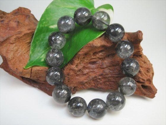【ブレスレット】ヒマラヤ水晶 品質AAAΦ16.5±0.2mm