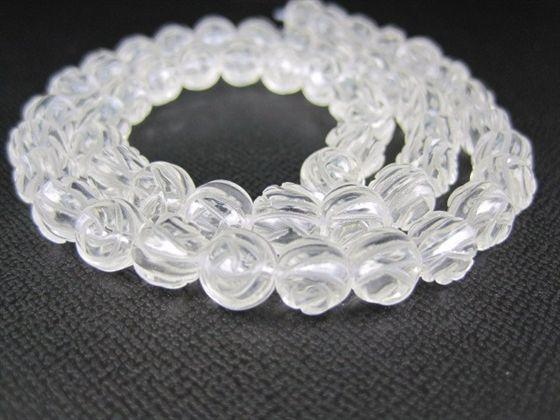 直営ストア 連売り商品 水晶ローズカットΦ8±0.2mm 2020