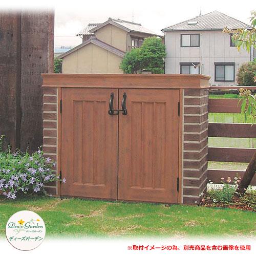 多様な ガーデン収納 物置 物置 ディーズシェッド カンナミニ Deas ガーデン収納 ディーズガーデン Deas garden イメージ:2ブラウン, 櫛引農工連:cef58911 --- delivery.lasate.cl