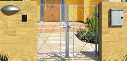 鋳物扉 マイリッシュS3型 両開き07-10タイプ 三協アルミ 三協立山アルミ 送料無料