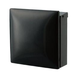 郵便ポスト 郵便受け 壁付けポスト ベイス BASE カラー:ブラック(ポストのみ) 壁付けタイプ 鍵付き TOSHIN トーシンコーポレーション フレッシュポスト 送料無料
