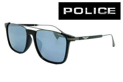 POLICE ポリスサングラス SPLA37J-700X 槙野智章モデル メンズ レディス【クリーナープレゼント】【あす楽】