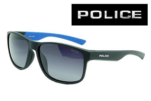 POLICE ポリスサングラス SPLC43I-U28Z ROADSTER 偏光レンズ メンズ レディス【クリーナープレゼント】【あす楽】