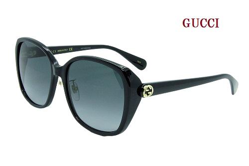 GUCCI グッチサングラス0371SK-001アジアンフィッティング メンズ レディス【クリーナープレゼント】【あす楽】