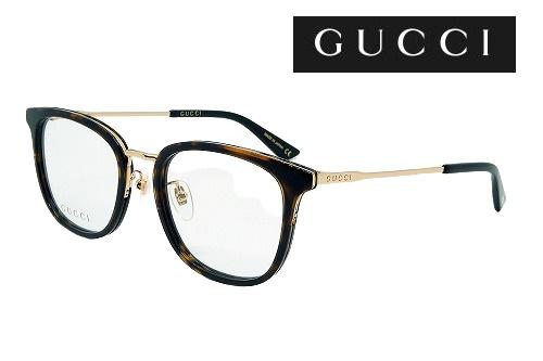 GUCCI グッチ眼鏡フレーム 0412OK-003 アジアンフィッティング メンズ レディス【クリーナープレゼント】【あす楽】
