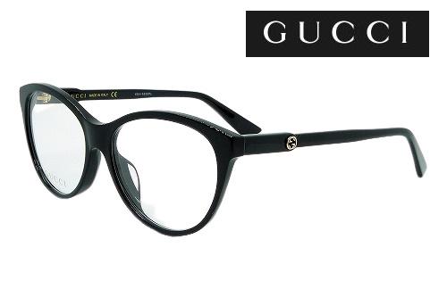 GUCCI グッチ眼鏡フレーム 0486OA-001 アジアンフィッティング メンズ レディス【クリーナープレゼント】【あす楽】