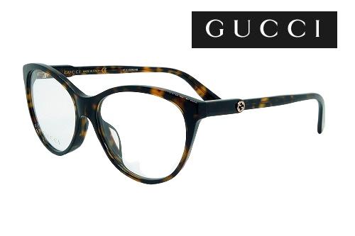 GUCCI グッチ眼鏡フレーム 0486OA-002 アジアンフィッティング メンズ レディス【クリーナープレゼント】【あす楽】