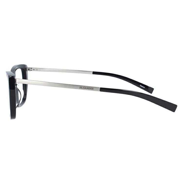ジルサンダー 伊達メガネ 眼鏡 JIL SANDER J4005-K 52サイズ アジアンフィット レディース