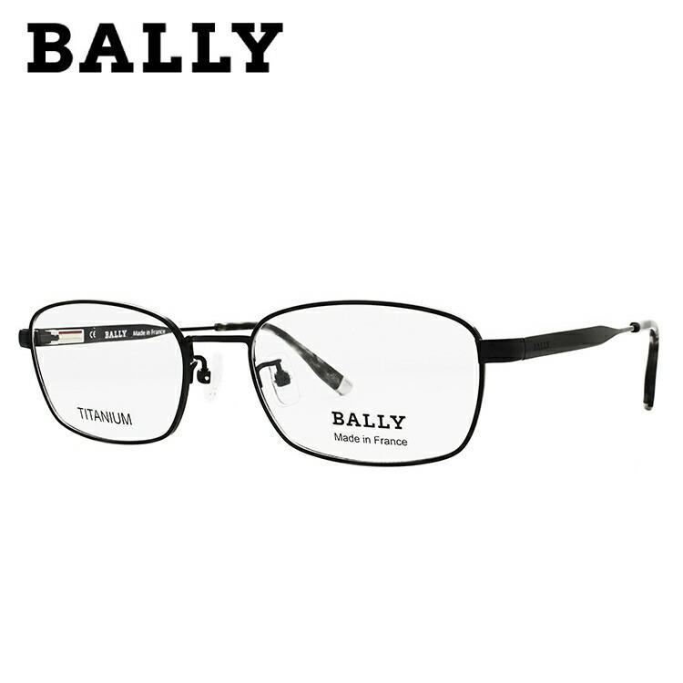 バリー 伊達メガネ 眼鏡 BALLY BY3511A 03 54サイズ 国内正規品 スクエア メンズ レディース