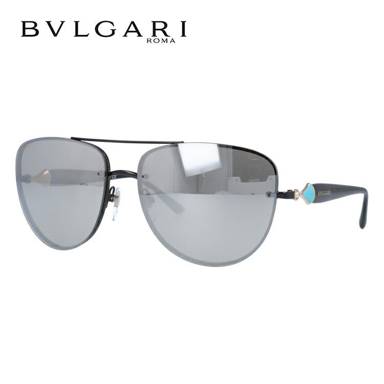 ブルガリ サングラス BVLGARI BV6086B 239/6G 60サイズ レディース UVカット 【国内正規品】