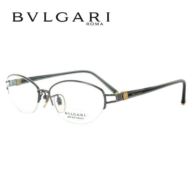 ブルガリ 眼鏡 伊達メガネ対応 国内正規品 BV241TK 451 54 シルバー/グレー レディース
