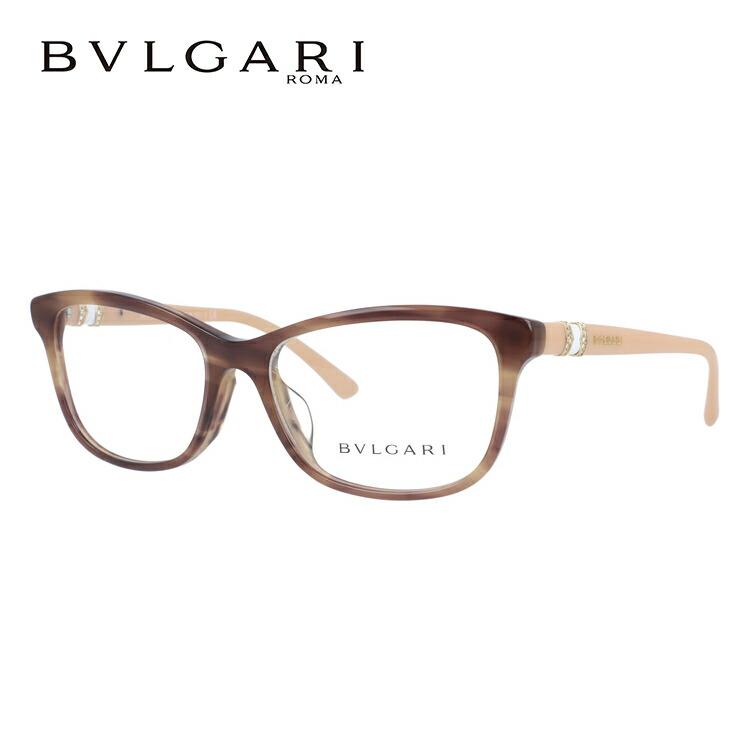 ブルガリ 伊達メガネ 眼鏡 ビーゼロワン アジアンフィット BVLGARI BZERO1 BV4133BF 5240 54サイズ 国内正規品 スクエア メンズ レディース