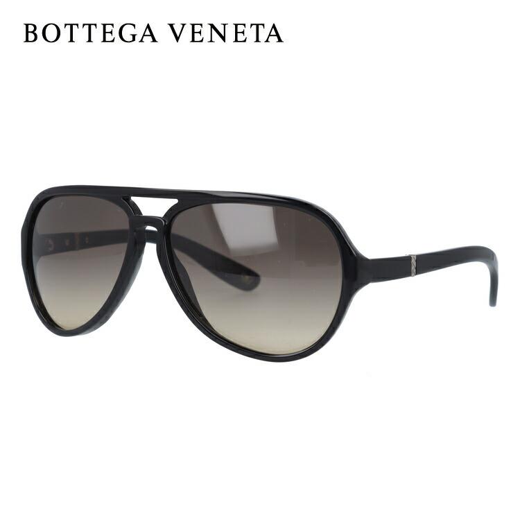 ボッテガヴェネタ BOTTEGA VENETA サングラス B.V. 184/S 59/13 807/ED BLACK ティアドロップ【レディース】【メンズ】 UVカット