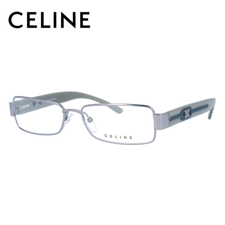 CELINE セリーヌ 伊達メガネ 眼鏡 レディース VC1407M 53サイズ 0S57