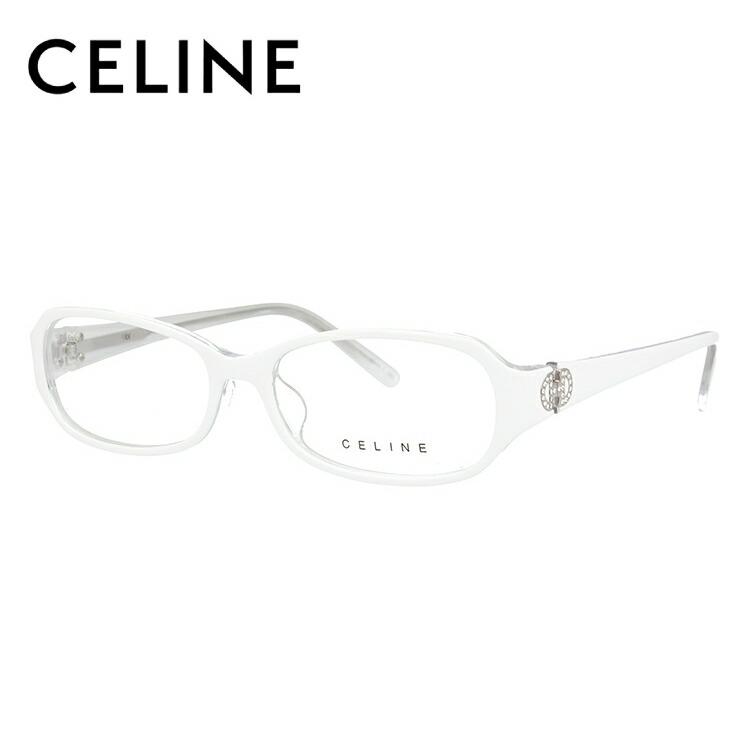 CELINE セリーヌ 伊達メガネ 眼鏡 レディース VC1652S 54サイズ 06RY