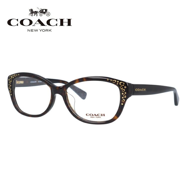 コーチ 伊達メガネ 眼鏡 アジアンフィット COACH HC6076F 5120 53サイズ 国内正規品 フォックス メンズ レディース
