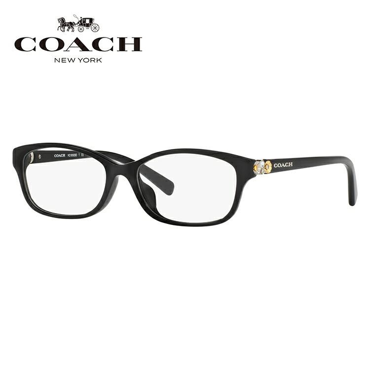 コーチ 伊達メガネ 眼鏡 アジアンフィット COACH HC6092BD 5002 54サイズ 国内正規品 スクエア