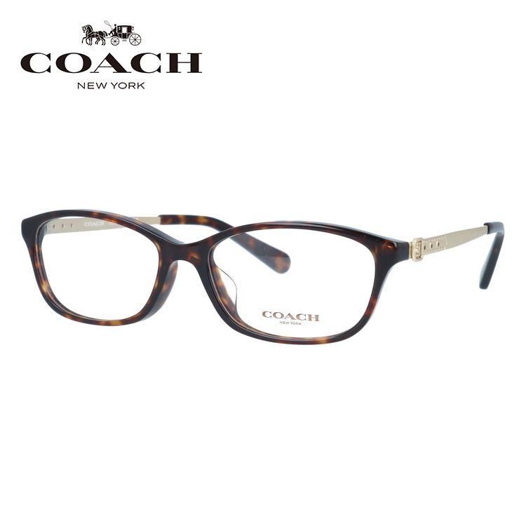 コーチ 伊達メガネ 眼鏡 2018新作 アジアンフィット COACH HC6123D 5485 54サイズ 国内正規品 スクエア