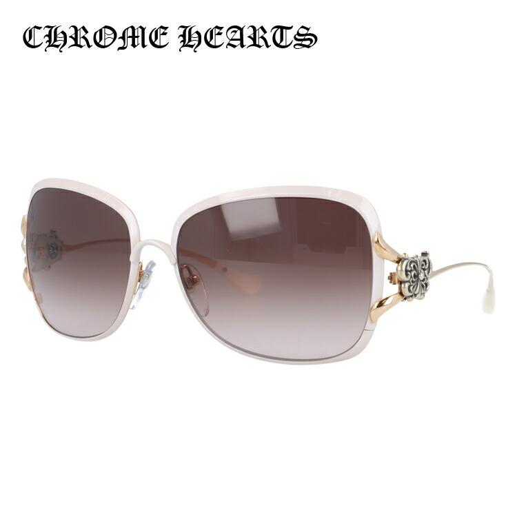 クロムハーツ サングラス Chrome Hearts ChromeHearts CALLMEBACK WP-GP White Pearl/Gold【レディース】 UVカット
