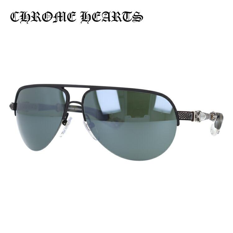 クロムハーツ CHROME HEARTS サングラス BLADE HUMMER I 66 マットブラック - カモG10 ダガー【メンズ】UVカット UVカット