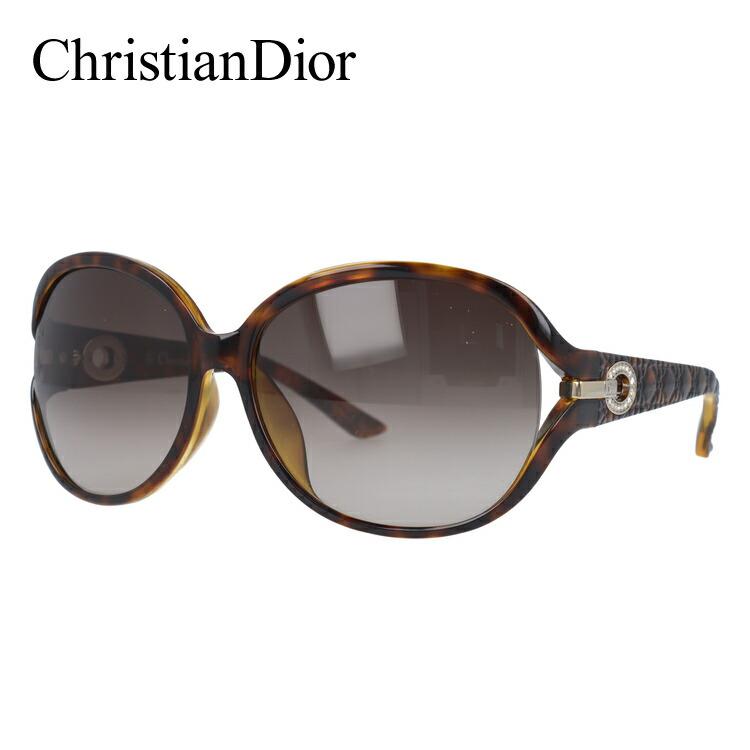 クリスチャン・ディオール Christian Dior サングラス MYLADYDIOR7KS 791/HA 61 ハバナ アジアンフィット UVカット【レディース】