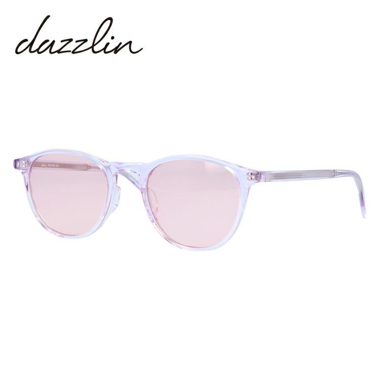 ダズリン サングラス アジアンフィット dazzlin DZS 3534-3 49サイズ ウェリントン型 レディース 女性用 アイウェア UVカット 紫外線対策 UV対策 おしゃれ ギフト