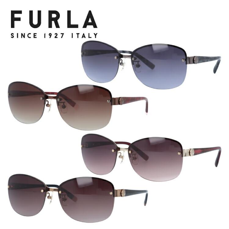 フルラ サングラス FURLA SU4313J 0568/0K01/0323/08FE 60 アジアンフィット【レディース】 UVカット