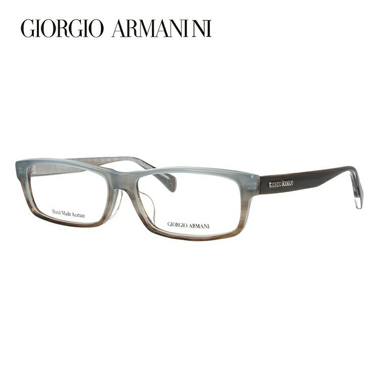 【訳あり】ジョルジオアルマーニ メガネ フレーム 眼鏡 度付き 度なし 伊達メガネ だて ダテ メンズ レディース アジアンフィット GIORGIO ARMANI GA2058J 6Q3 54サイズ スクエア型 ブランド ロゴ UVカット 紫外線 UV対策 おしゃれ ギフト