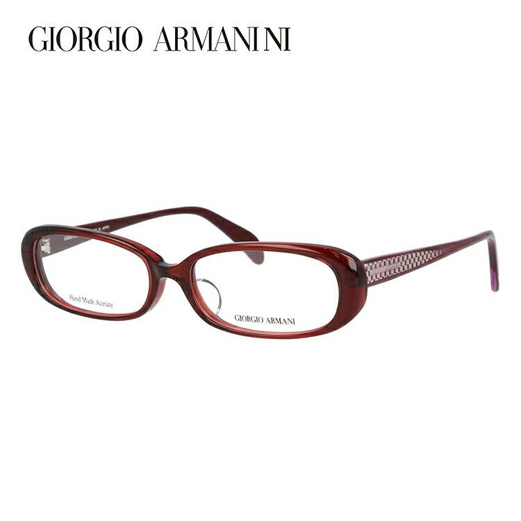 GIORGIO ARMANI ジョルジオ アルマーニ 伊達メガネ 眼鏡 GA2046J 38A 52サイズ セル/オーバル/メンズ/ユニセックス/レディース