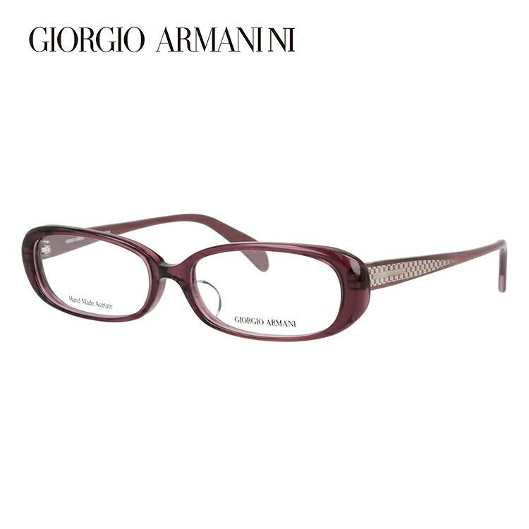 GIORGIO ARMANI ジョルジオ アルマーニ 伊達メガネ 眼鏡 GA2046J C2G 52サイズ セル/オーバル/メンズ/ユニセックス/レディース