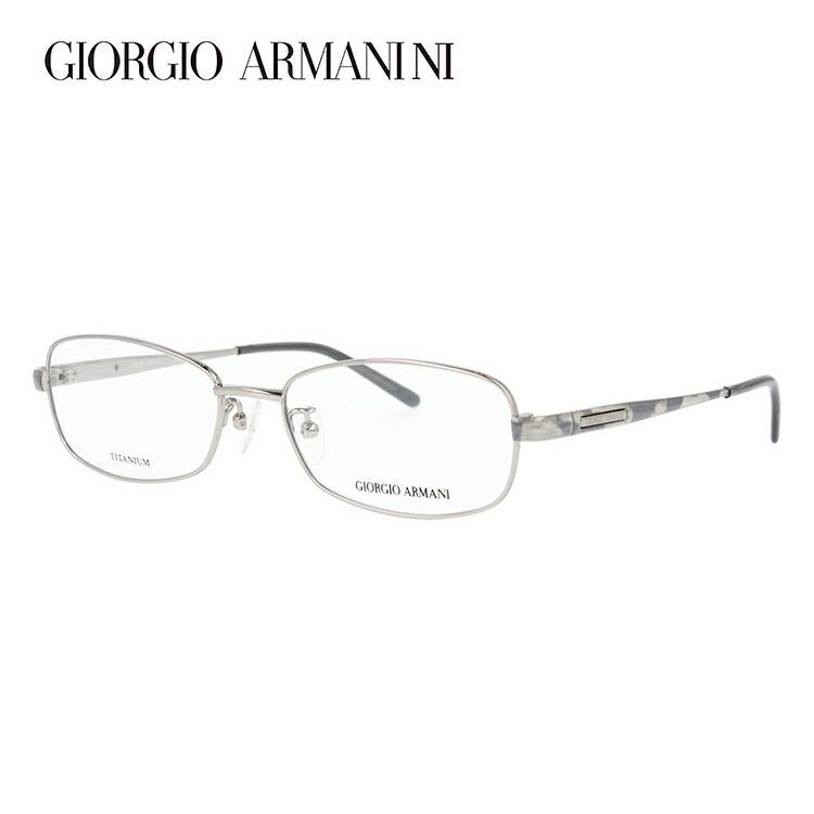 GIORGIO ARMANI ジョルジオ アルマーニ 伊達メガネ 眼鏡 GA2695J YVF 52サイズ チタン/スクエア/メンズ 【スクエア型】