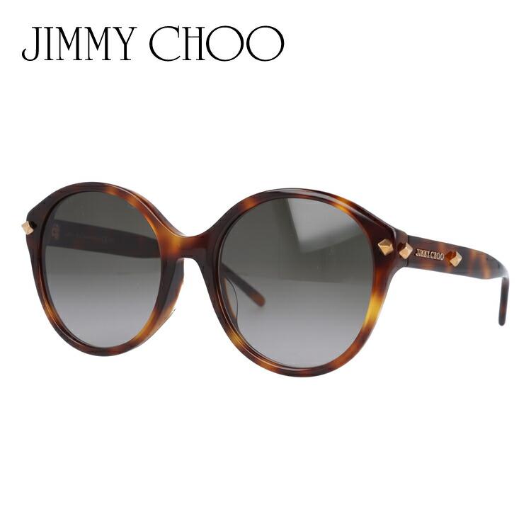 ジミーチュウ サングラス アジアンフィット JIMMY CHOO MORE/FS 05L/HA 55サイズ 国内正規品 ボストン メンズ レディース 【ボストン型】 UVカット