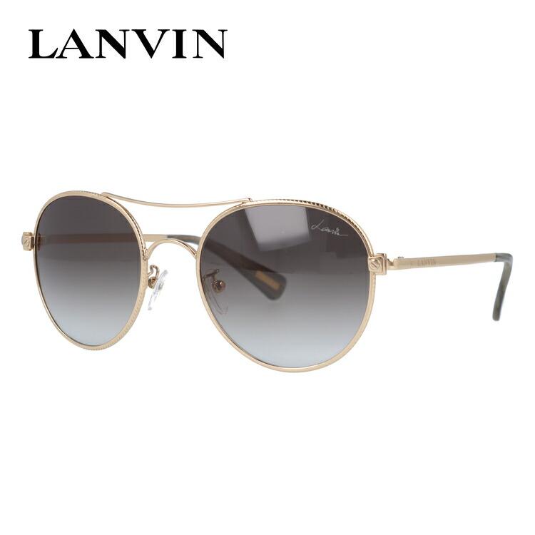 ランバン パリス サングラス LANVIN PARIS SLN067 300F 53サイズ 国内正規品 ラウンド(ダブルブリッジ) メンズ レディース