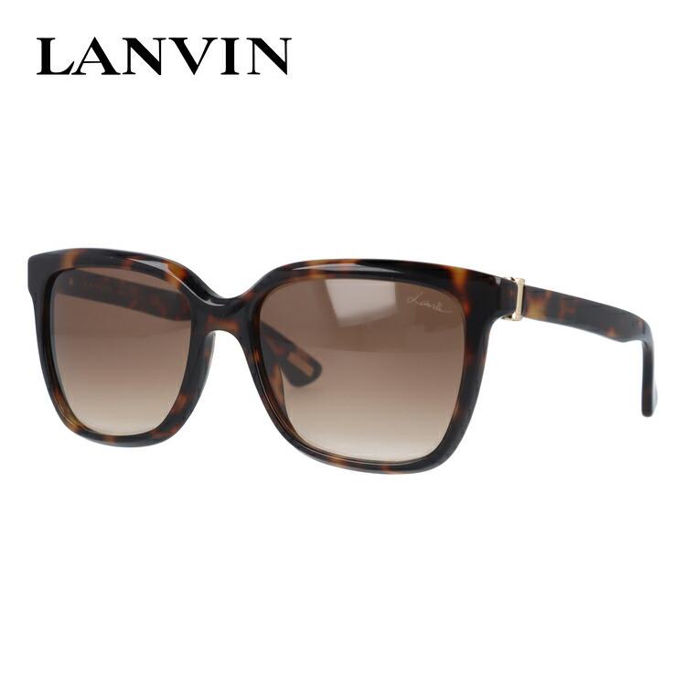 ランバン パリス サングラス レギュラーフィット LANVIN PARIS SLN676M 0C10 55サイズ ウェリントン型 メンズ レディース 【国内正規品】