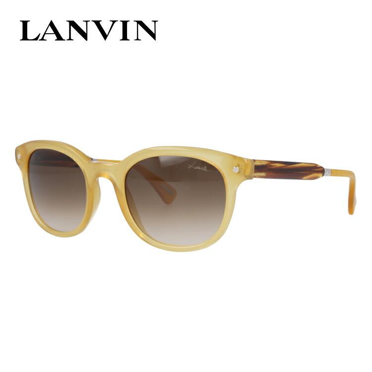 ランバン パリス サングラス レギュラーフィット LANVIN PARIS SLN688 0T91 49サイズ 国内正規品 ウェリントン メンズ レディース
