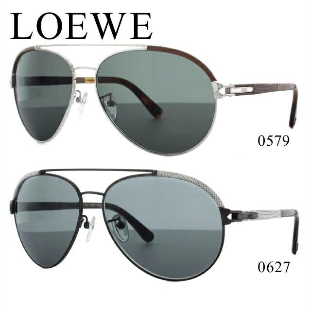 ロエベ サングラス LOEWE SLW457M 0579/0627【レディース】 UVカット