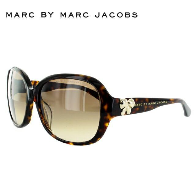 マークバイマークジェイコブス サングラス MARC BY MARC JACOBS MMJ210FS 086/CCダークハバナ/ブラウングラデーション アジアンフィット【レディース】 UVカット