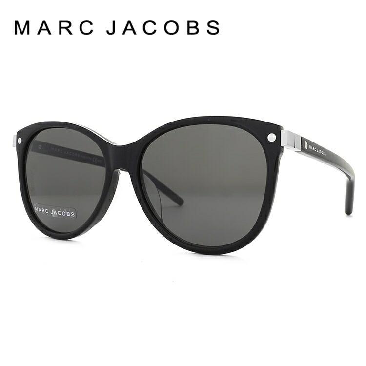 マークジェイコブス サングラス アジアンフィット MARC JACOBS MARC82/FS 807/NR 57サイズ 国内正規品 フォックス レディース UVカット