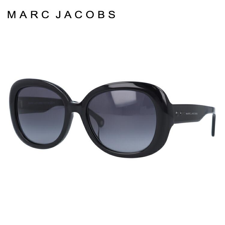 マークジェイコブス サングラス アジアンフィット MARC JACOBS MARC97/FS 807/HD 55サイズ 国内正規品 オーバル レディース UVカット
