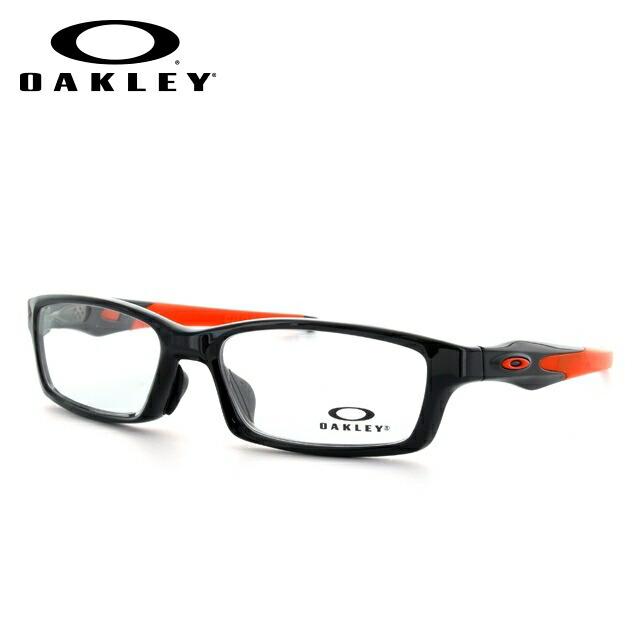 オークリー 伊達メガネ 眼鏡 OAKLEY 国内正規品 クロスリンク CROSSLINK OX8118-0556 56サイズ アジアンフィット メンズ