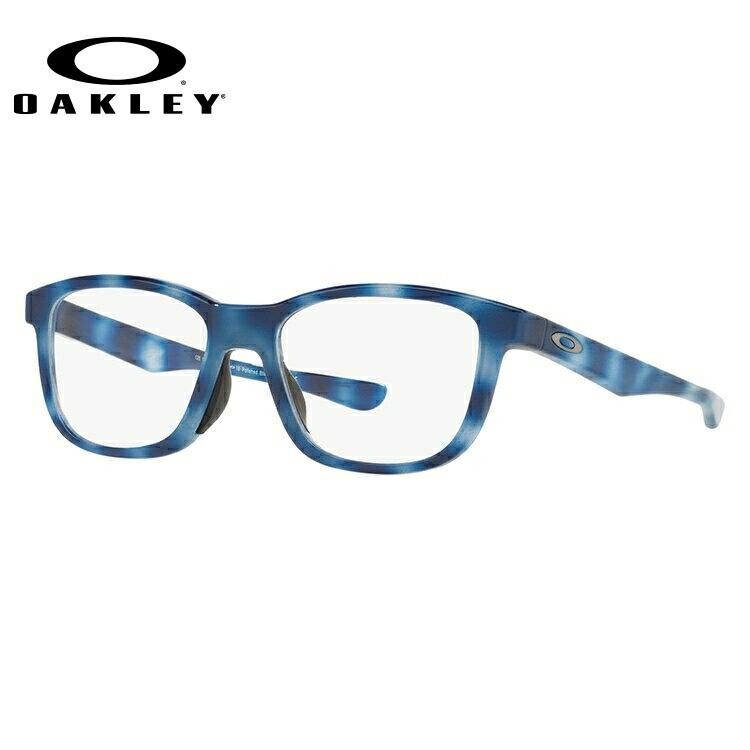 オークリー 伊達メガネ 眼鏡 国内正規品 クロスステップ TrueBridgeTechnology(トゥルーブリッジテクノロジー) OAKLEY CROSS STEP OX8106-0550 50サイズ ウェリントン メンズ レディース 【ウェリントン型】