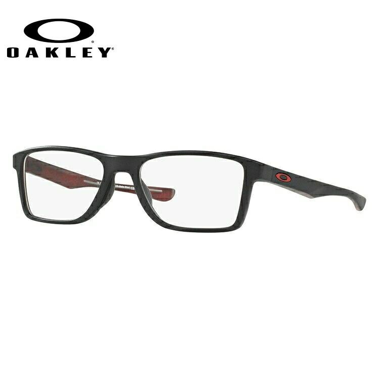オークリー 伊達メガネ 眼鏡 国内正規品 フィンボックス TrueBridgeTechnology(トゥルーブリッジテクノロジー) OAKLEY FIN BOX OX8108-0253 53サイズ スクエア メンズ レディース 【スクエア型】