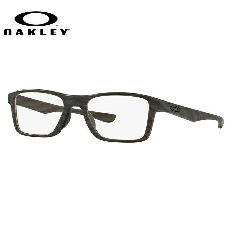 オークリー 伊達メガネ 眼鏡 国内正規品 フィンボックス TrueBridgeTechnology(トゥルーブリッジテクノロジー) OAKLEY FIN BOX OX8108-0355 55サイズ スクエア メンズ レディース 【スクエア型】