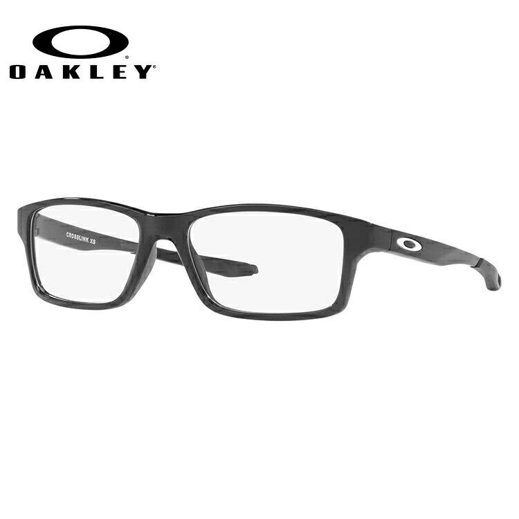 子供用メガネ キッズ ジュニア ユース オークリー メガネフレーム 眼鏡 クロスリンク XS レギュラーフィット OAKLEY CROSSLINK XS OY8002 0551 51サイズ スクエア型 スポーツ 度付き 度なし 伊達メガネ国内正規品v8mNn0w