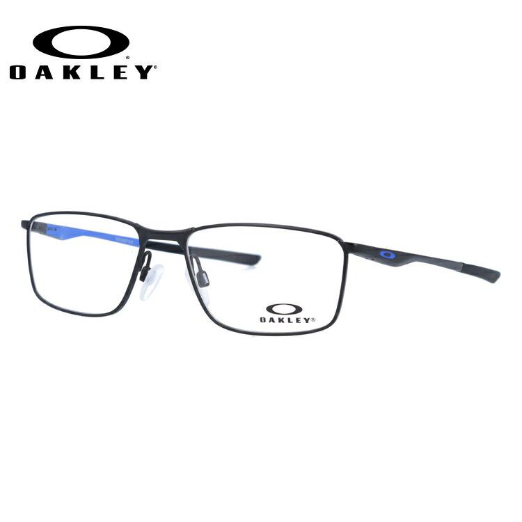 オークリー 伊達メガネ 眼鏡 国内正規品 ソケット 5.0 OAKLEY SOCKET5.0 OX3217-0453 53サイズ スクエア メンズ レディース 【スクエア型】