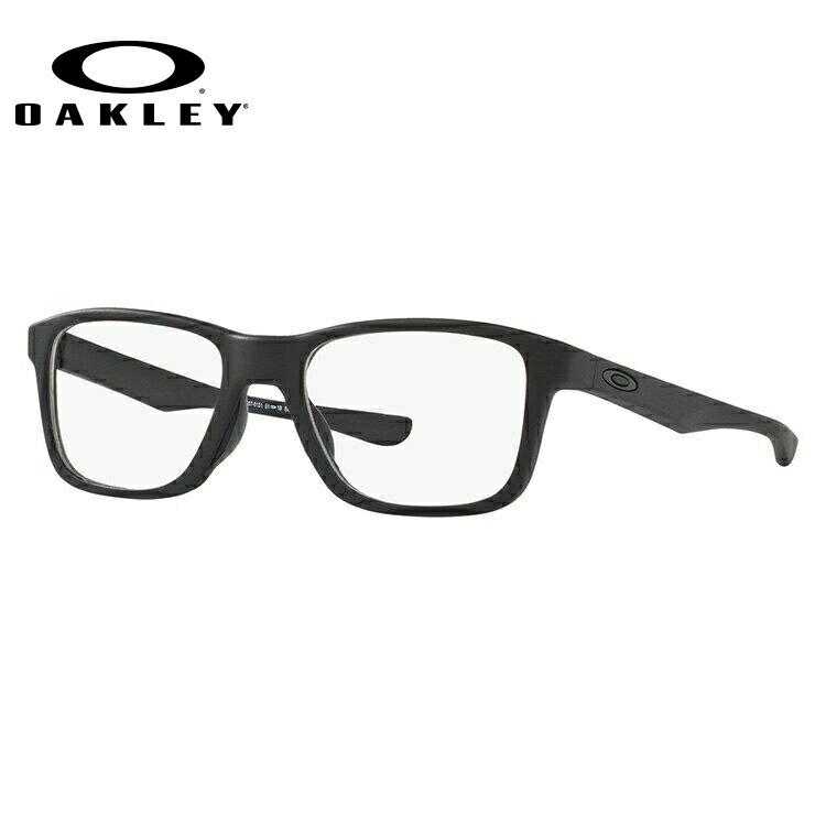 オークリー 伊達メガネ 眼鏡 国内正規品 トリムプレーン TrueBridgeTechnology(トゥルーブリッジテクノロジー) OAKLEY TRIM PLANE OX8107-0153 53サイズ スクエア メンズ レディース