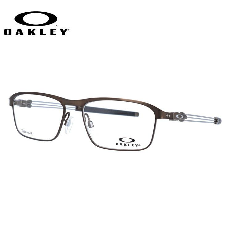 オークリー 伊達メガネ 眼鏡 国内正規品 トラスロッド OAKLEY TRUSS ROD OX5124-0255 55サイズ スクエア メンズ レディース 【スクエア型】