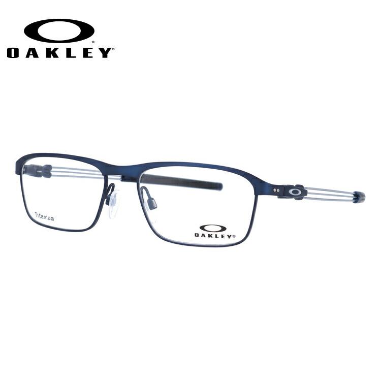 メガネ 度付き 度なし 伊達メガネ 眼鏡 オークリー トラスロッド OAKLEY TRUSS ROD OX5124-0353 53サイズ スクエア型 メンズ レディース スクエア型 UVカット 紫外線 【国内正規品】