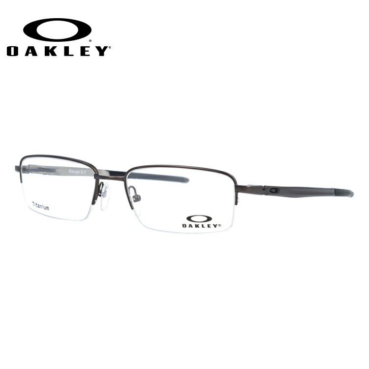 オークリー 伊達メガネ 眼鏡 国内正規品 ゲージ 5.1 OAKLEY GAUGE 5.1 OX5125-0352 52サイズ スクエア メンズ レディース 【スクエア型】